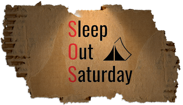 Sleep Out Saturday logo